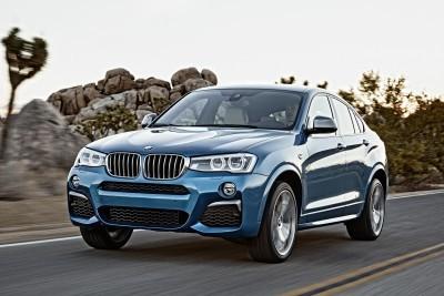 2016 BMW X4 M40i 3