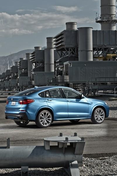 2016 BMW X4 M40i 36