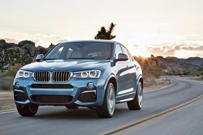 2016 BMW X4 M40i 4