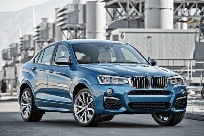 2016 BMW X4 M40i 42