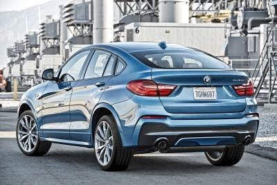 2016 BMW X4 M40i 44