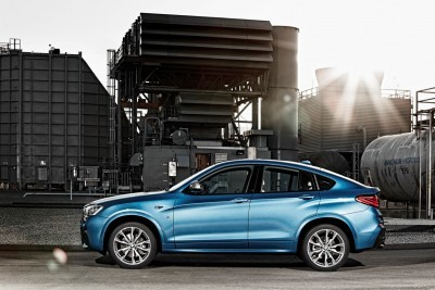 2016 BMW X4 M40i 47