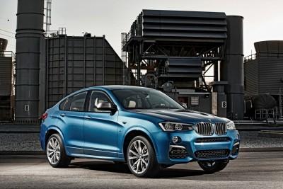 2016 BMW X4 M40i 48