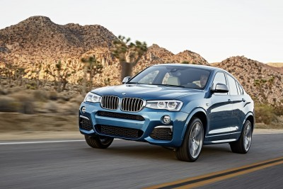 2016 BMW X4 M40i 5