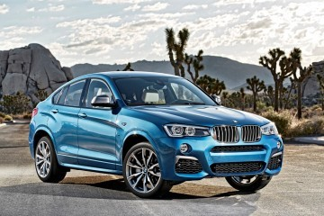 355HP, 4.7s 2016 BMW X4 M40i Brings SuperTruck Style and Pace from $55k