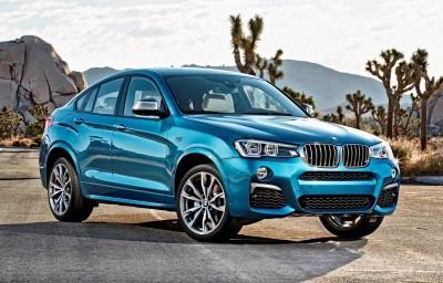 2016 BMW X4 M40i 54