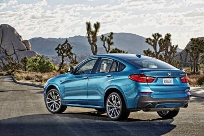 2016 BMW X4 M40i 55