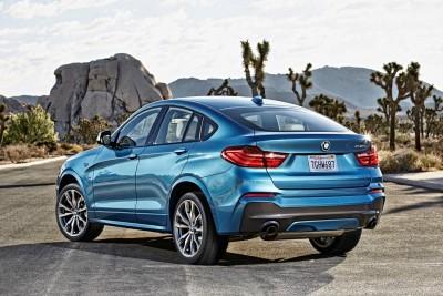 2016 BMW X4 M40i 56