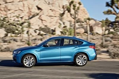 2016 BMW X4 M40i 57