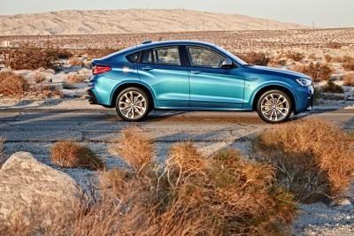 2016 BMW X4 M40i 60