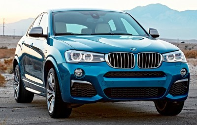2016 BMW X4 M40i 61