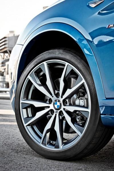 2016 BMW X4 M40i 62