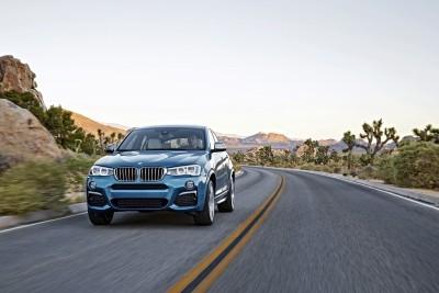 2016 BMW X4 M40i 7