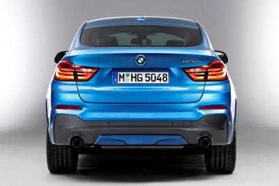 2016 BMW X4 M40i 78