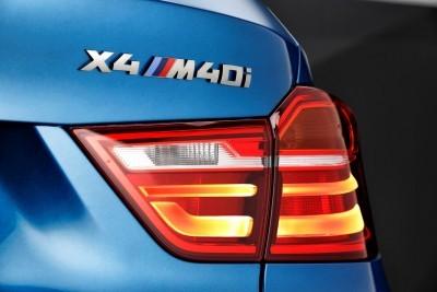 2016 BMW X4 M40i 79