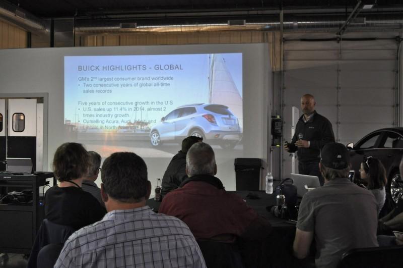 2016 Buick Regal GS 1