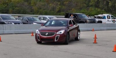 2016 Buick Regal GS 14