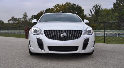 2016 Buick Regal GS 19