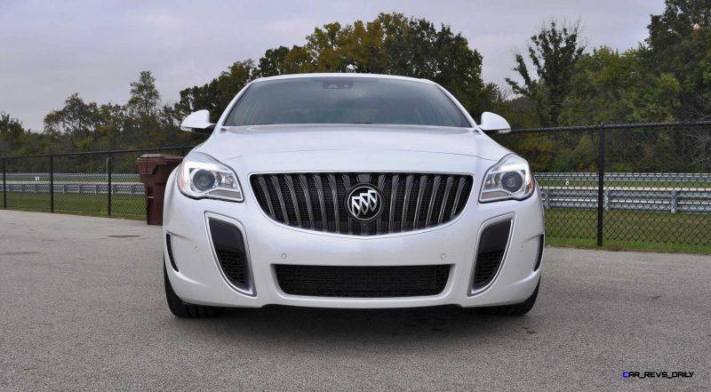 2016 Buick Regal GS 19