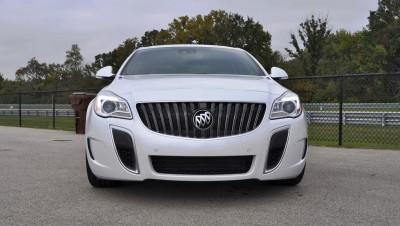 2016 Buick Regal GS 20