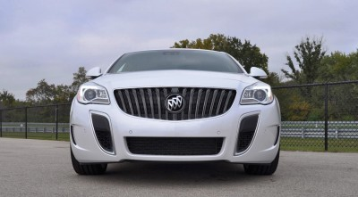 2016 Buick Regal GS 21