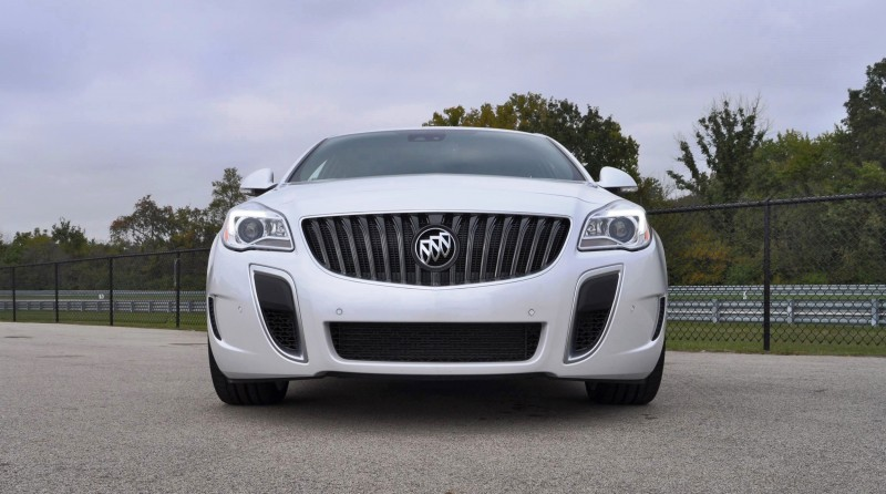 2016 Buick Regal GS 22