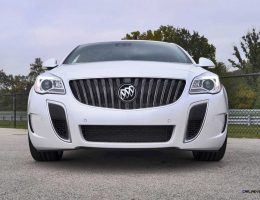 Track Drive Review – 2016 Buick Regal GS – Flypaper Handling Is Now $3k Cheaper!