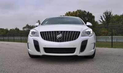 2016 Buick Regal GS 23