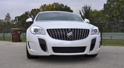2016 Buick Regal GS 24
