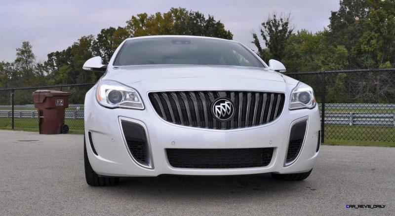 2016 Buick Regal GS 24