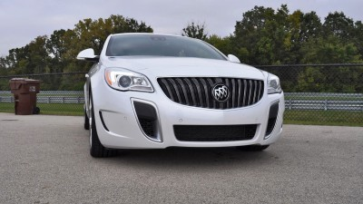 2016 Buick Regal GS 25