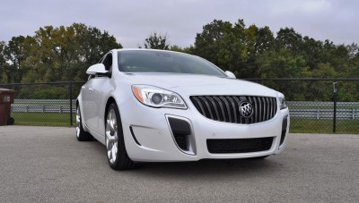 2016 Buick Regal GS 26