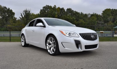 2016 Buick Regal GS 28