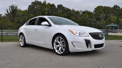 2016 Buick Regal GS 29