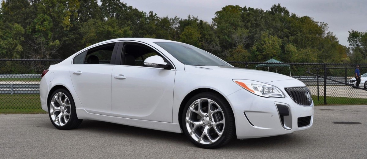 buick regal day track review octane gs