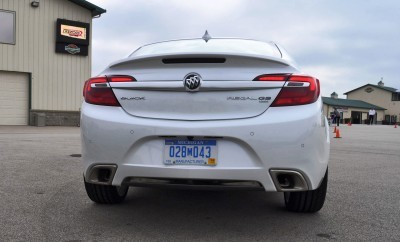 2016 Buick Regal GS 35