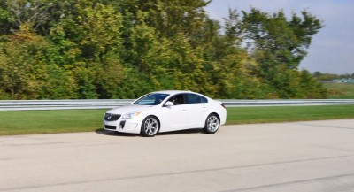 2016 Buick Regal GS 50