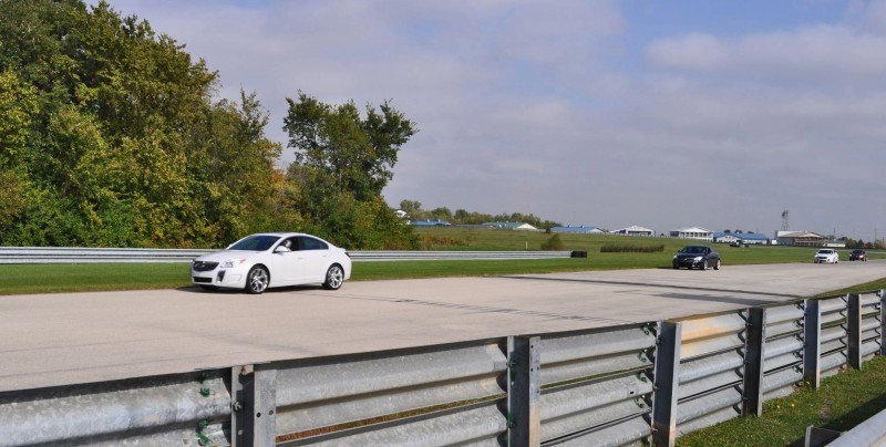 2016 Buick Regal GS 76