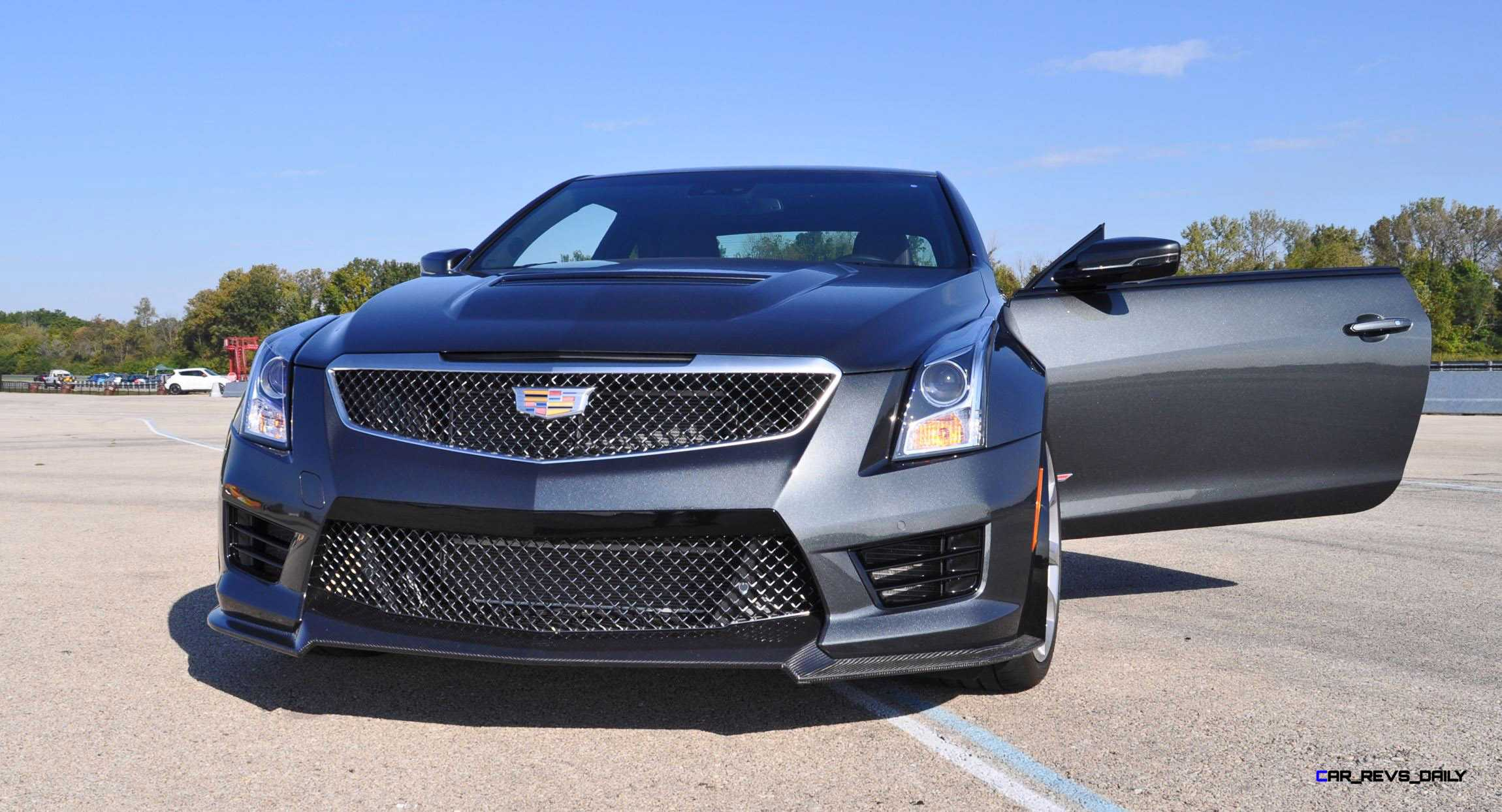 2016 cadillac ats v coupe 1. Black Bedroom Furniture Sets. Home Design Ideas