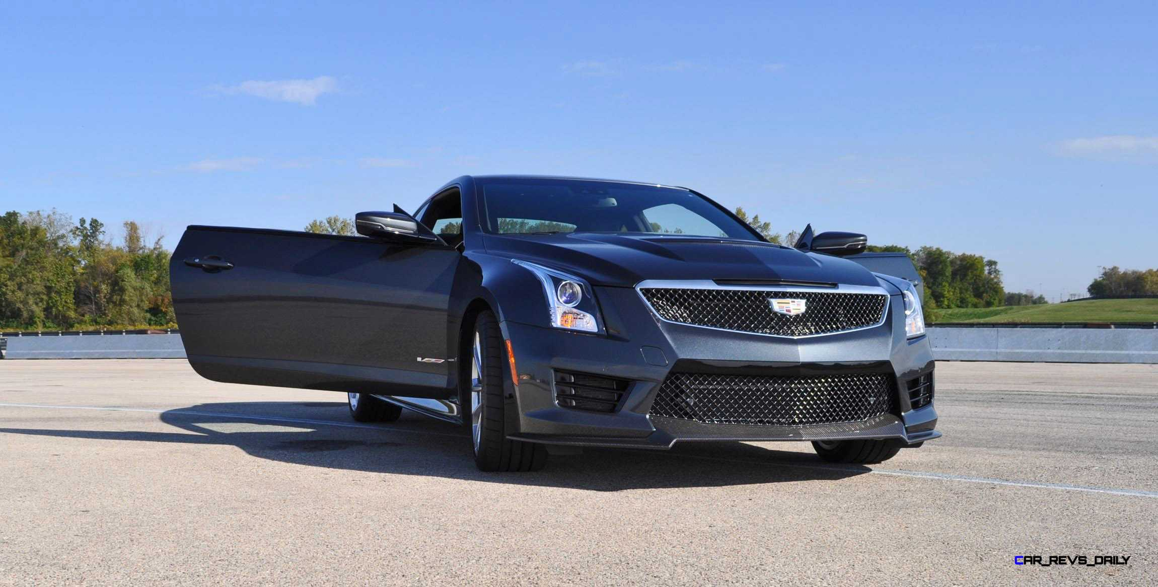 2016 cadillac ats v coupe 11. Black Bedroom Furniture Sets. Home Design Ideas