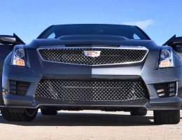 2016 Cadillac ATS-V Coupe – V. Cool, V. FAST!  HD Track Drive + 120-Photo Flyaround