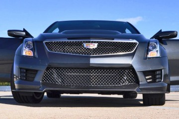 2016 Cadillac ATS-V Coupe - V. Cool, V. FAST! HD Track Drive + 120-Photo Flyaround