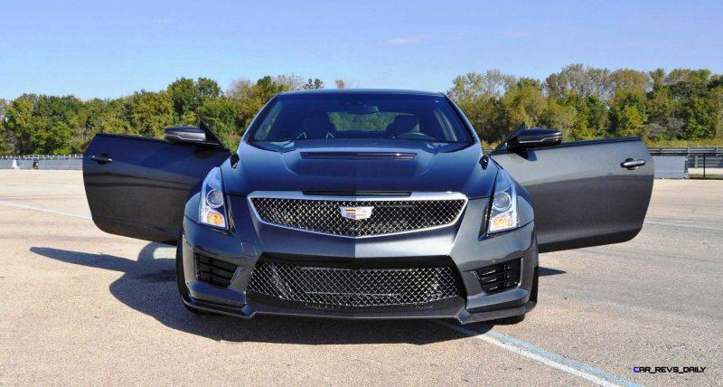 2016 Cadillac ATS-V Coupe 17