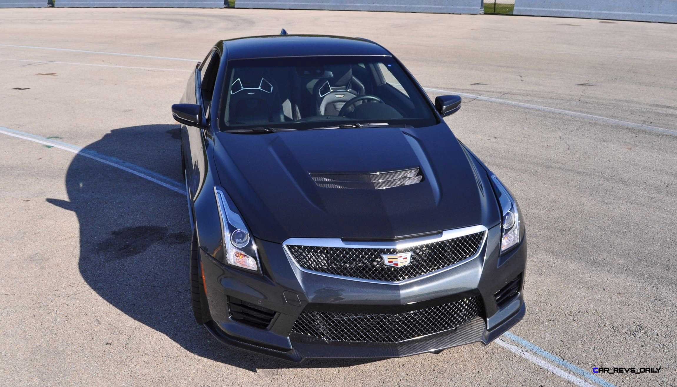 2016 cadillac ats v coupe 54. Black Bedroom Furniture Sets. Home Design Ideas