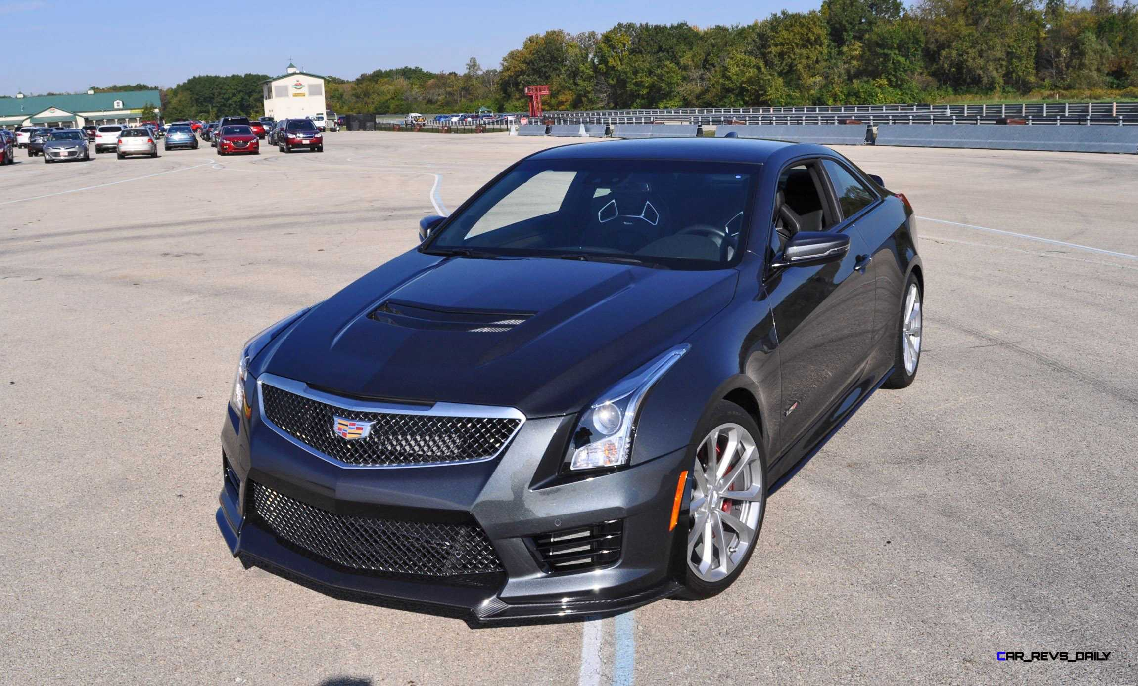 2016 cadillac ats v review. Black Bedroom Furniture Sets. Home Design Ideas