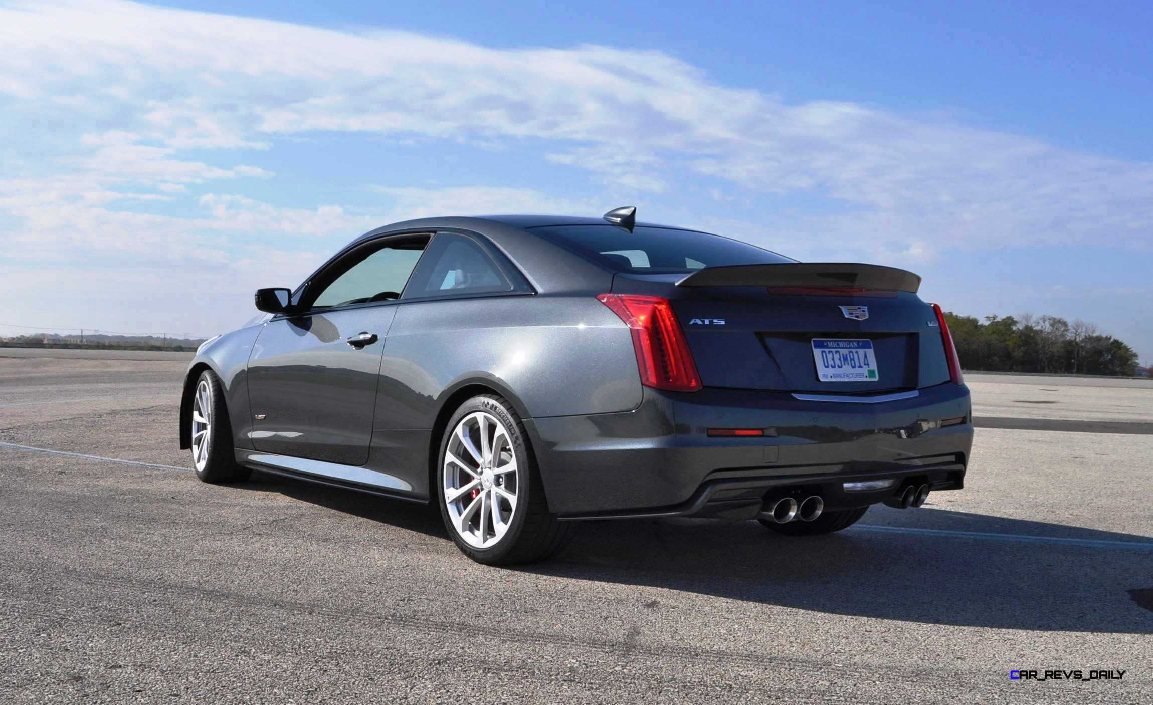 2016 cadillac ats v coupe 67. Black Bedroom Furniture Sets. Home Design Ideas