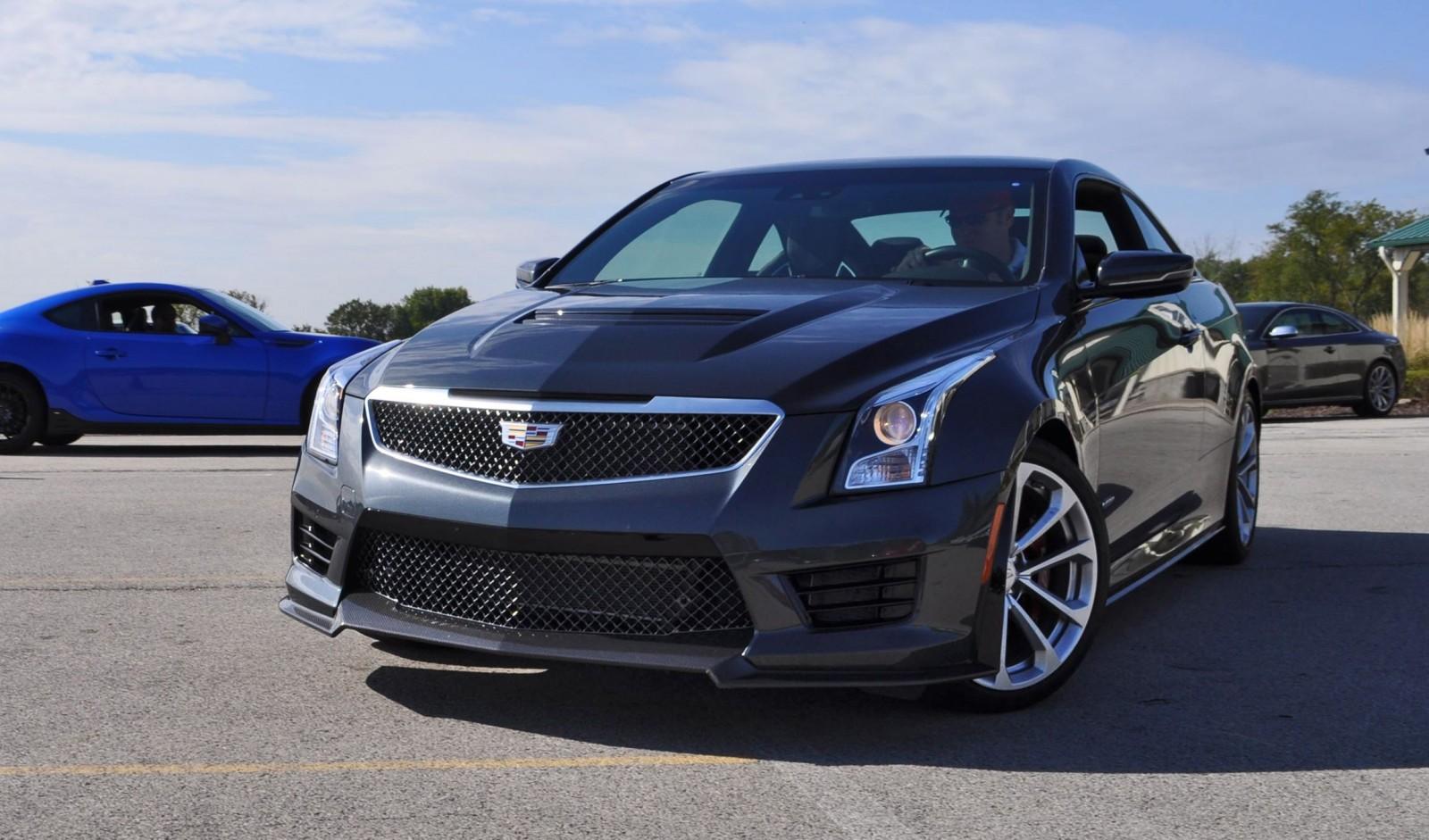 2016 cadillac ats v coupe 78. Black Bedroom Furniture Sets. Home Design Ideas