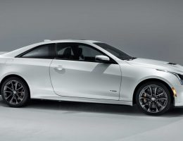 Cadillac Creates 99-unit Exclusive – V-Series Crystal White Frost Editions of ATS-V and CTS-V