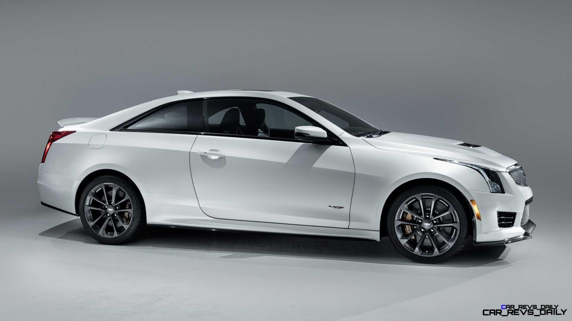 Cadillac V Series >> Cadillac V Series White Frost Editions