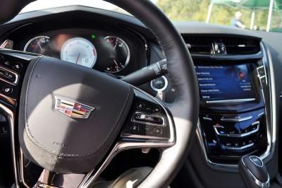 2016 Cadillac CTS-V Interior 1